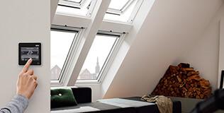 Accessoire pour fenêtre de toit