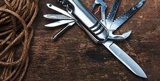 Outils de coupe & couteau