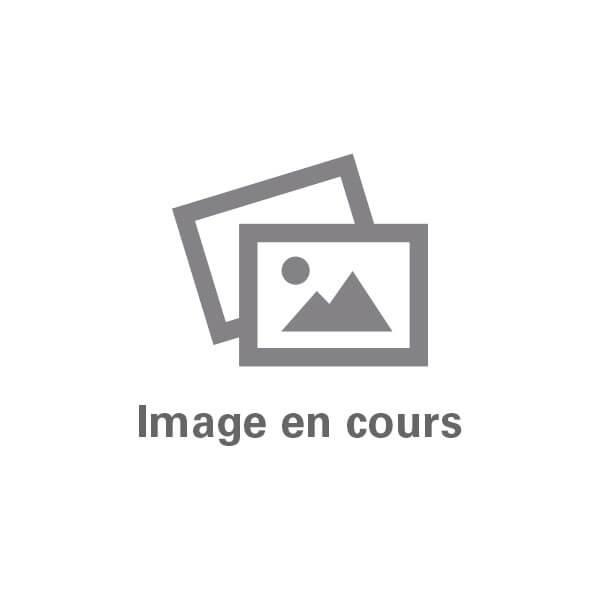Binto Mülltonnenbox Klappdeckel HPL Schiefer Beispiel