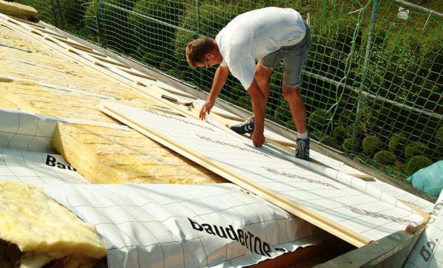 Bauder isolation toiture