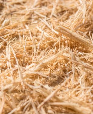 Isolant en fibre de bois