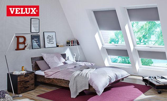 Velux stores pour fenêtre de toit