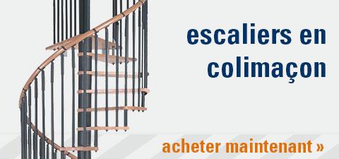 escaliers en colimacon