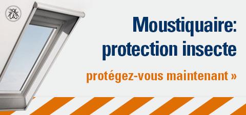 protection insectes avec la moustiquaire