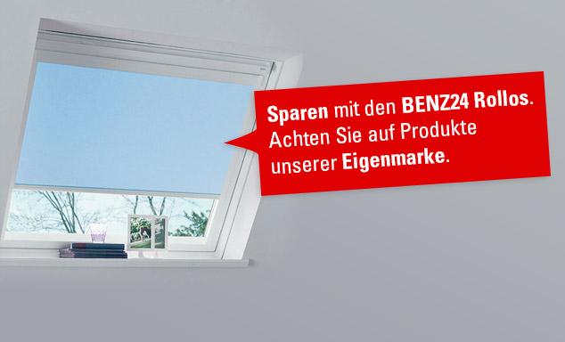 BENZ24 Dachfenster Rollos