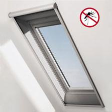 Moustiquaire pour fenêtre de toit