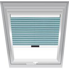 Stores vénitiens pour fenêtre de toit