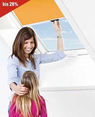 Roto Verdunkelungsrollo für Roto Dachfenster