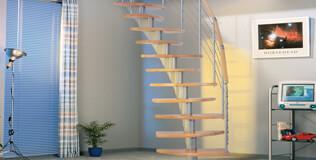 DOLLE Escalier modulaire