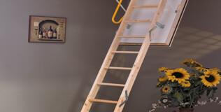 Minka Escalier escamotable
