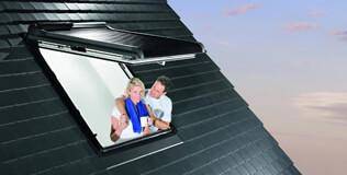 Roto Volet pour fenêtre de toit