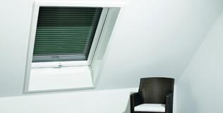 Store fenêtre de toit Roto