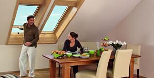 Roto Fenêtre de toit