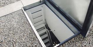 Wippro Escalier escamotable