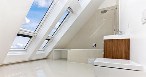 Fenêtre de toit électrique