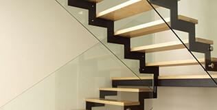 1/2 tournant Escaliers compact